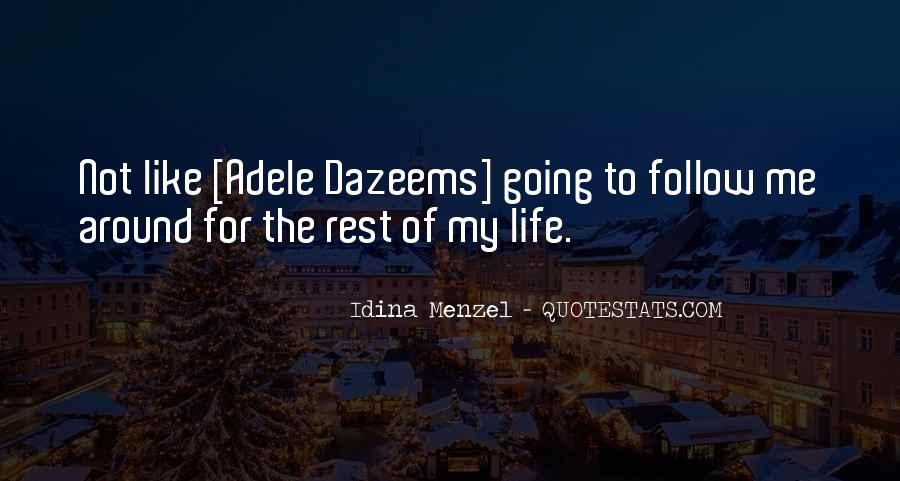 Idina Menzel Quotes #908359