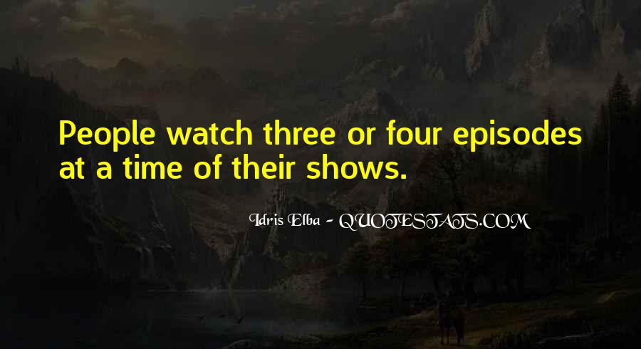 Idris Elba Quotes #1165213