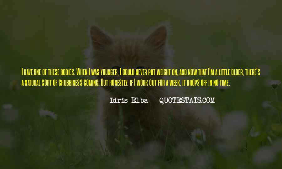 Idris Elba Quotes #124979