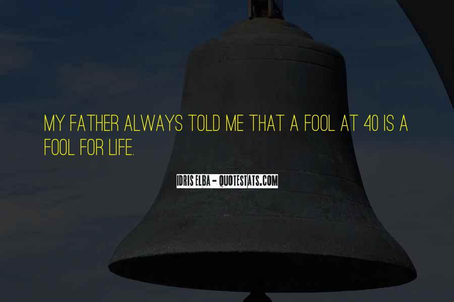 Idris Elba Quotes #1624155