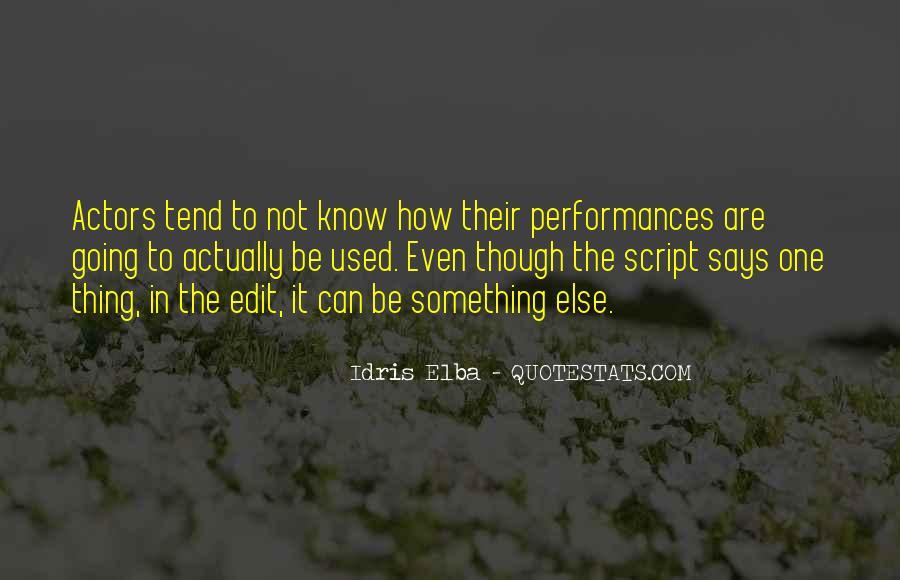 Idris Elba Quotes #1800243