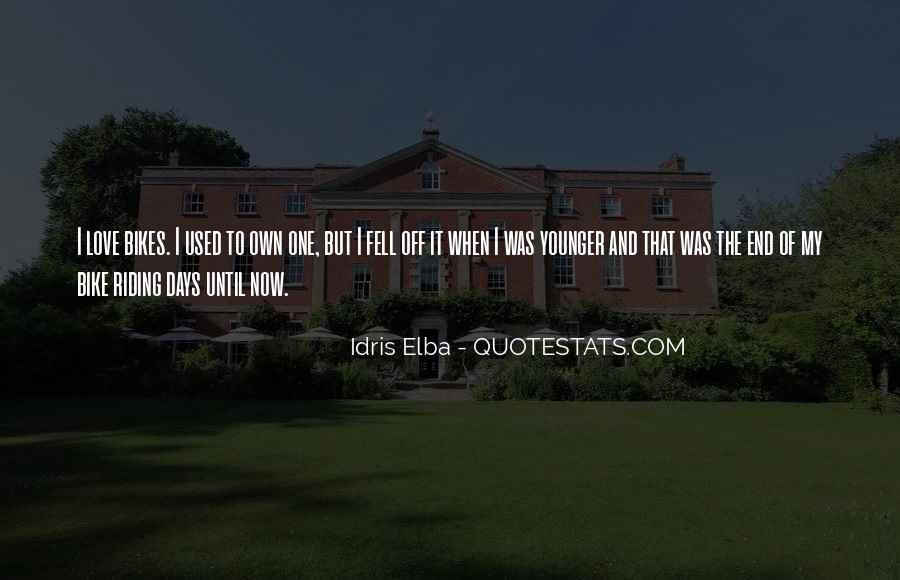 Idris Elba Quotes #348108