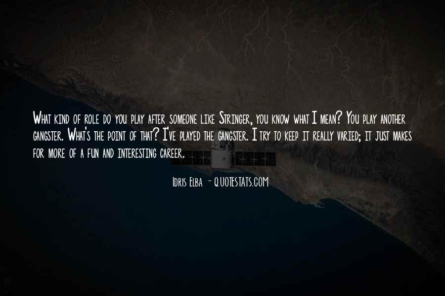Idris Elba Quotes #398448