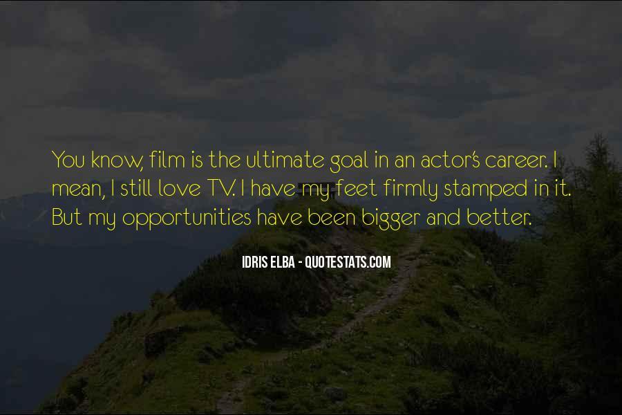 Idris Elba Quotes #440811