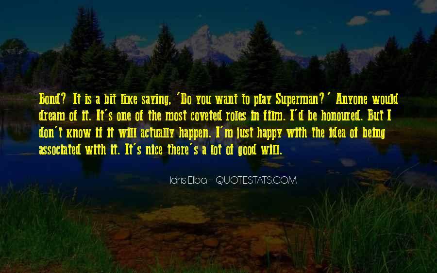Idris Elba Quotes #455853