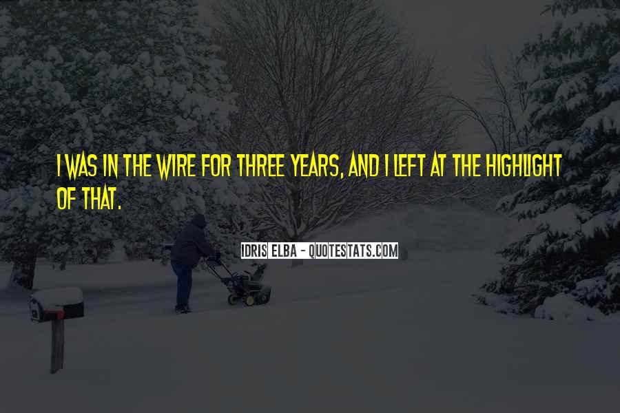 Idris Elba Quotes #457647
