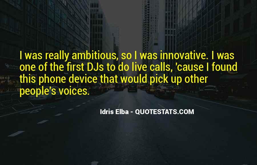Idris Elba Quotes #501533