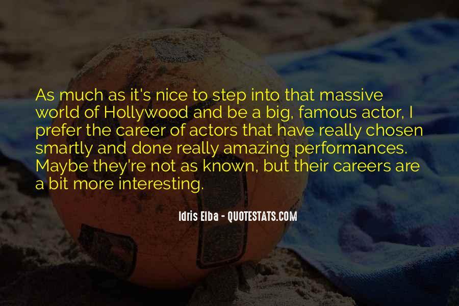 Idris Elba Quotes #730573