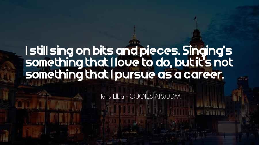 Idris Elba Quotes #81570