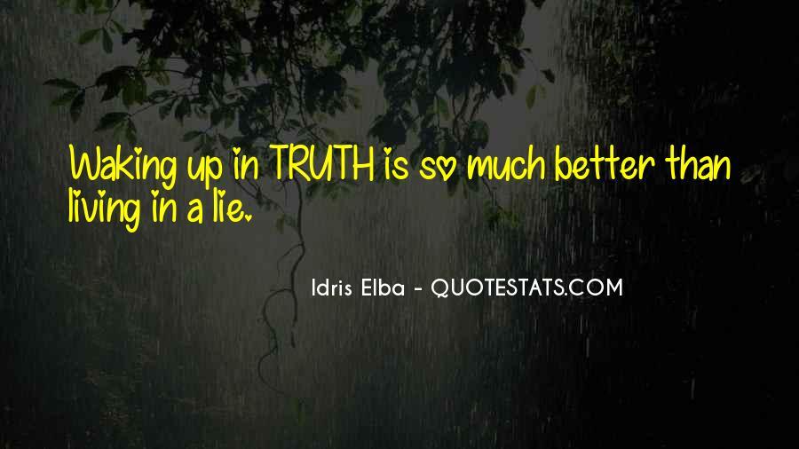 Idris Elba Quotes #840165
