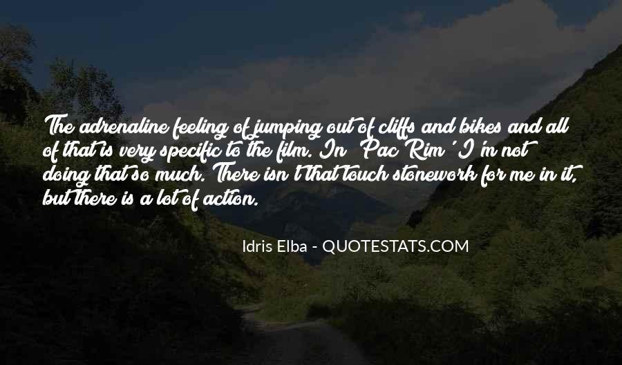 Idris Elba Quotes #888294