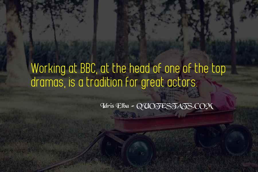Idris Elba Quotes #922991