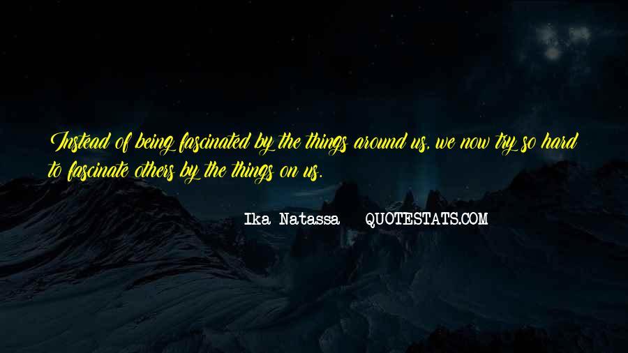 Ika Natassa Quotes #1203367