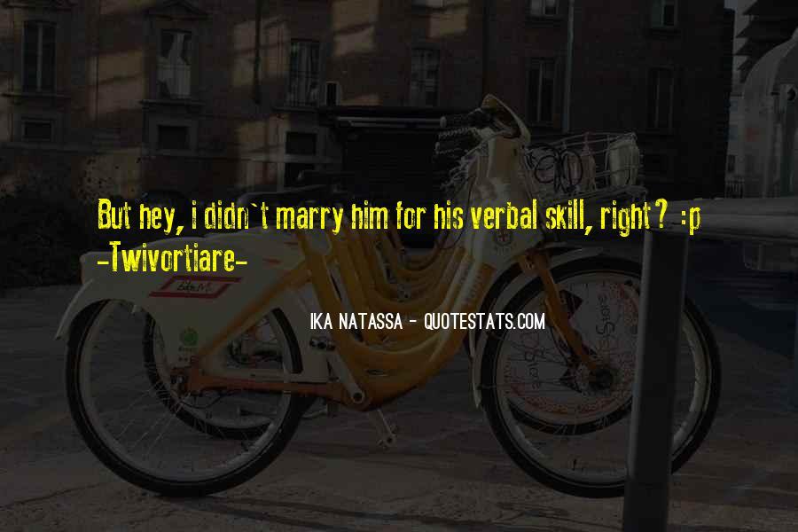 Ika Natassa Quotes #1410901