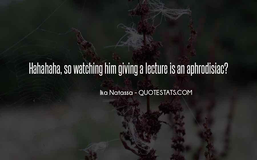 Ika Natassa Quotes #494572