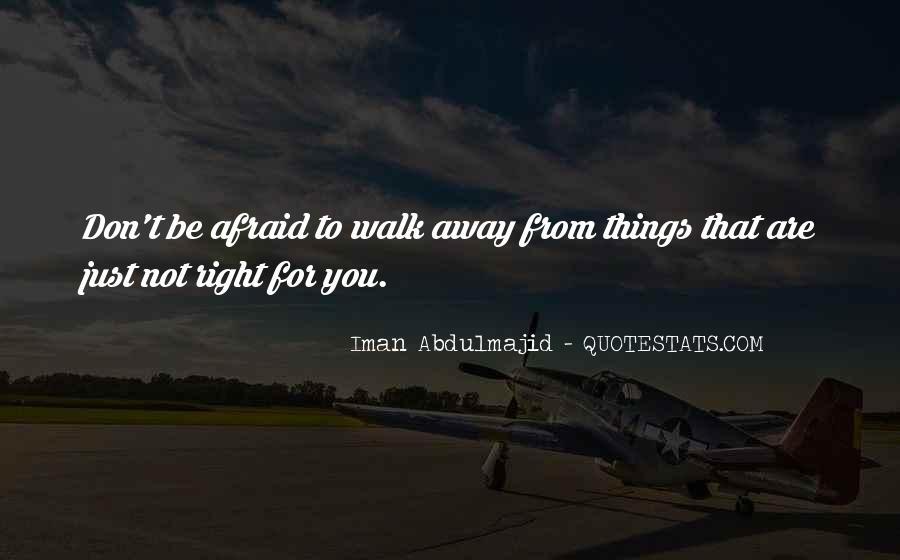 Iman Abdulmajid Quotes #145560
