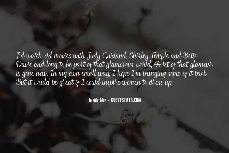 Imelda May Quotes #152417