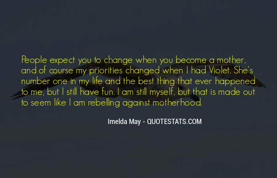 Imelda May Quotes #1540492