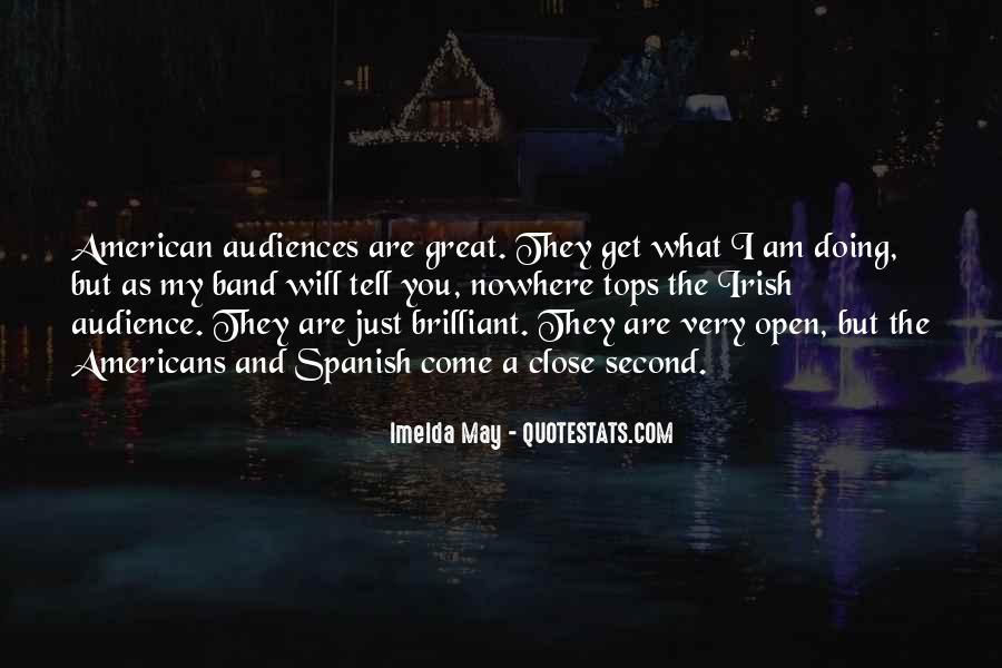 Imelda May Quotes #1590271