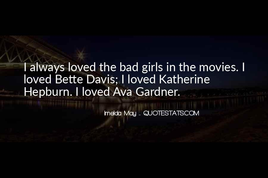 Imelda May Quotes #169871
