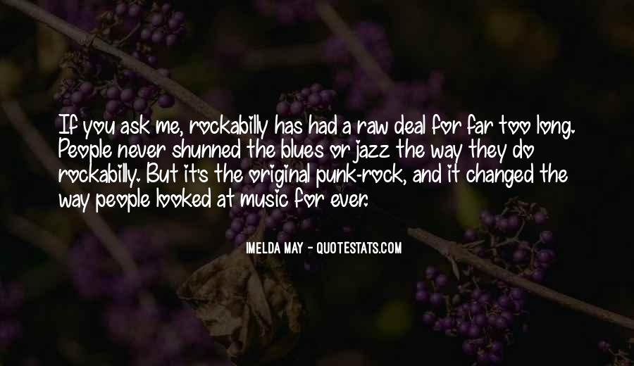 Imelda May Quotes #1820273