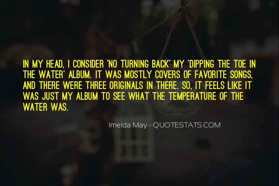 Imelda May Quotes #517564