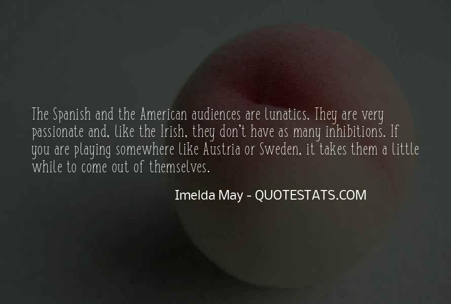 Imelda May Quotes #558483