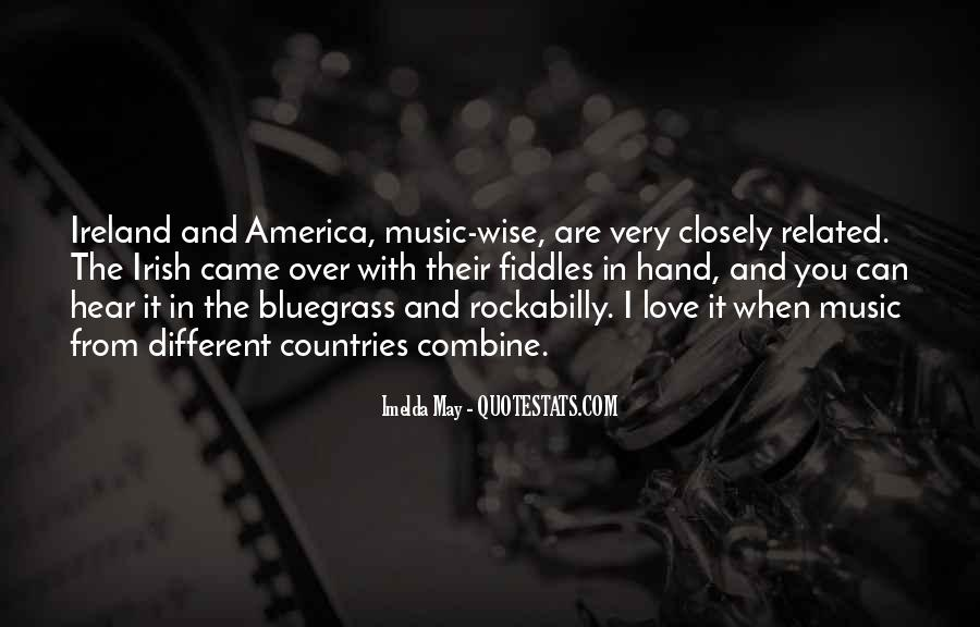 Imelda May Quotes #561239