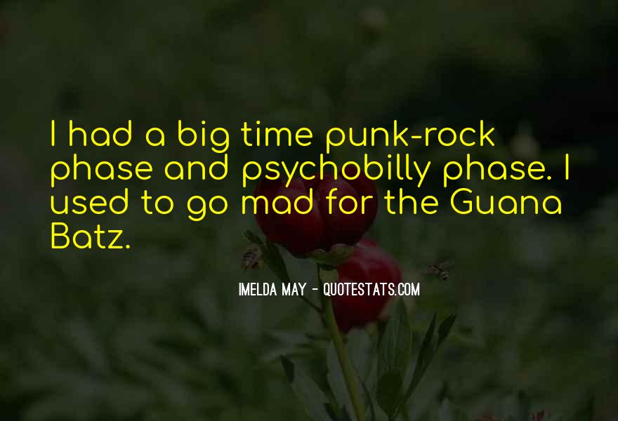 Imelda May Quotes #63048