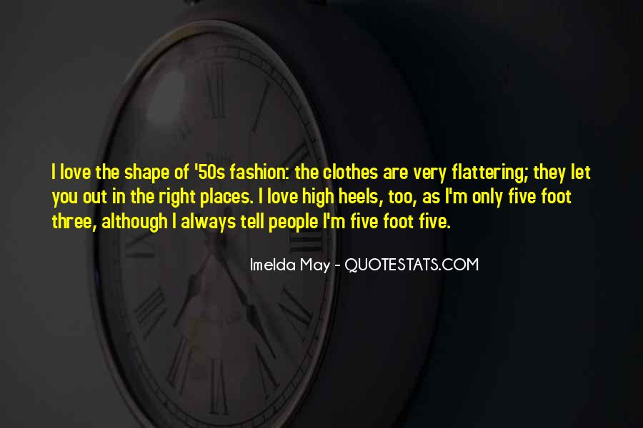 Imelda May Quotes #780742
