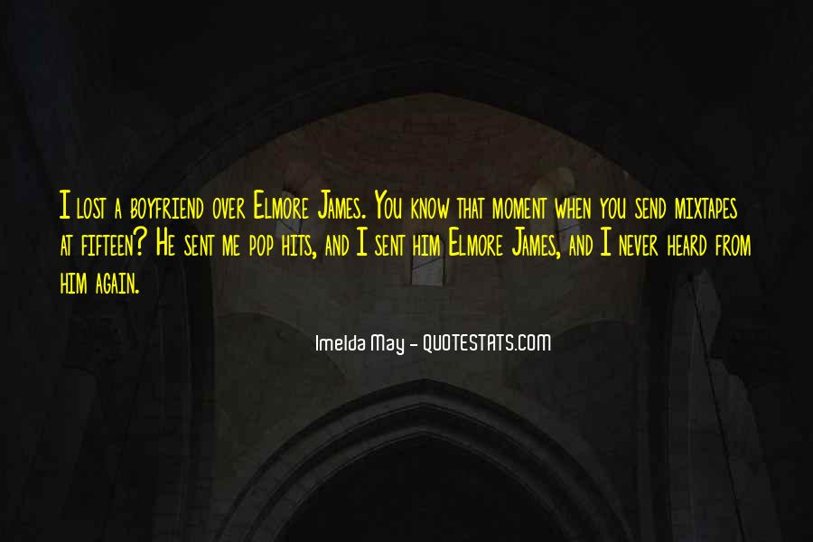 Imelda May Quotes #835984