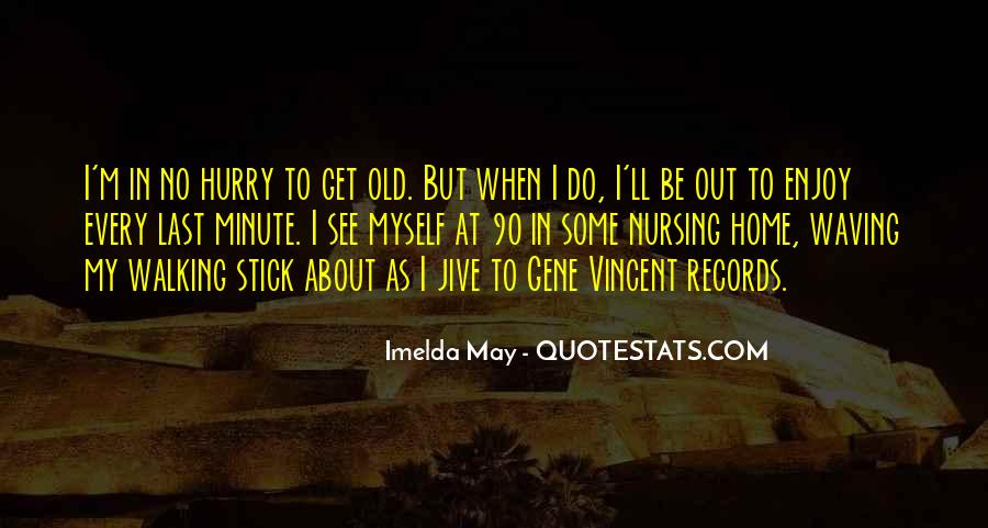 Imelda May Quotes #861736