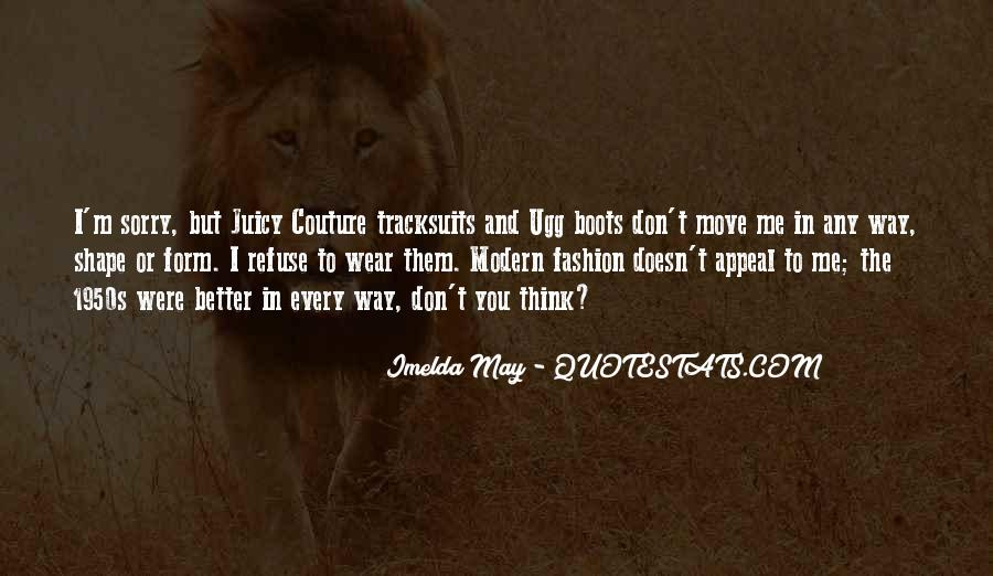 Imelda May Quotes #883497