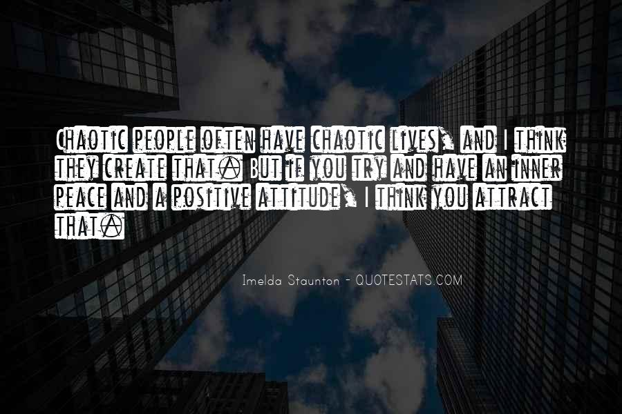 Imelda Staunton Quotes #1050006