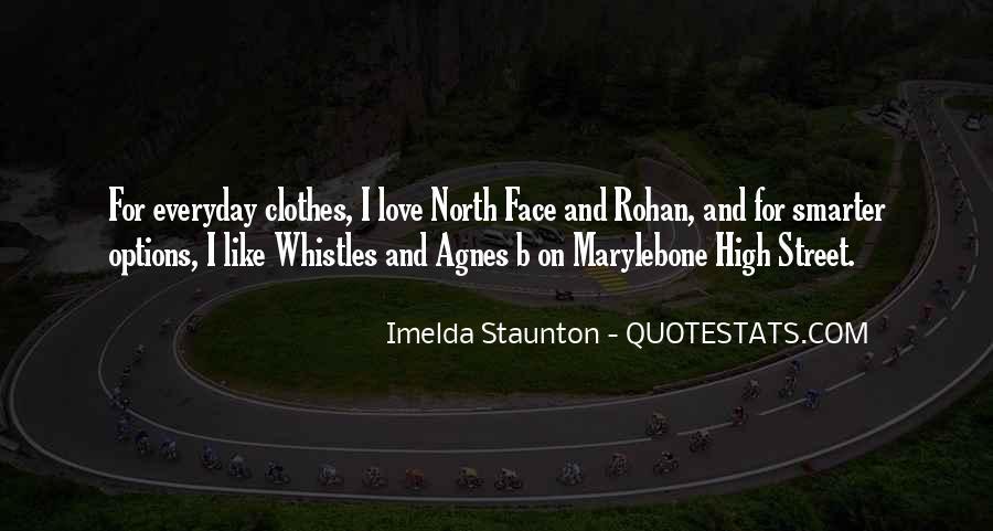 Imelda Staunton Quotes #166234
