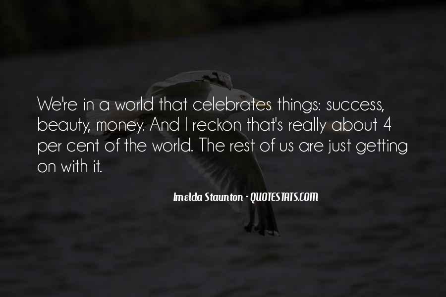 Imelda Staunton Quotes #1679478