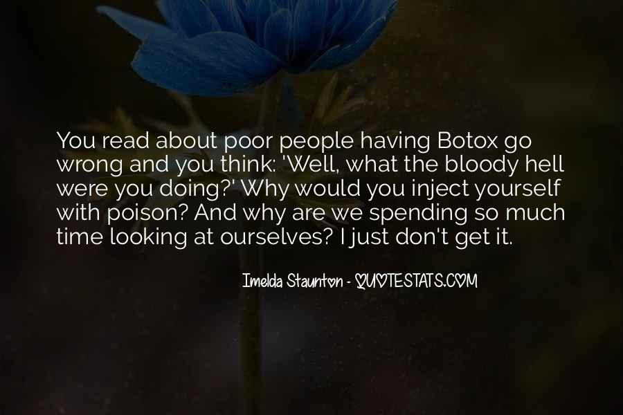 Imelda Staunton Quotes #239440
