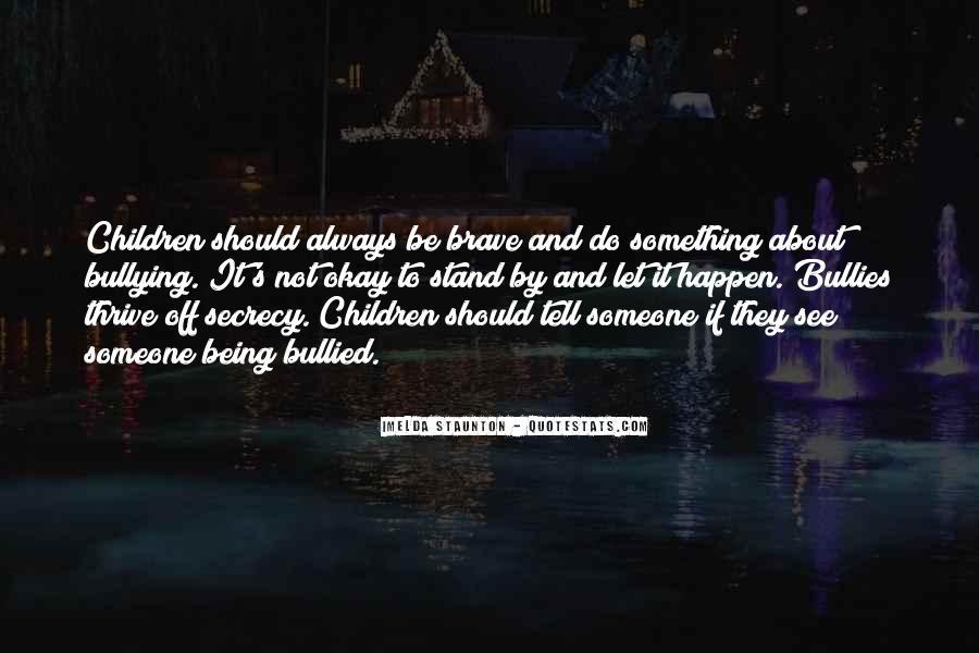 Imelda Staunton Quotes #346828