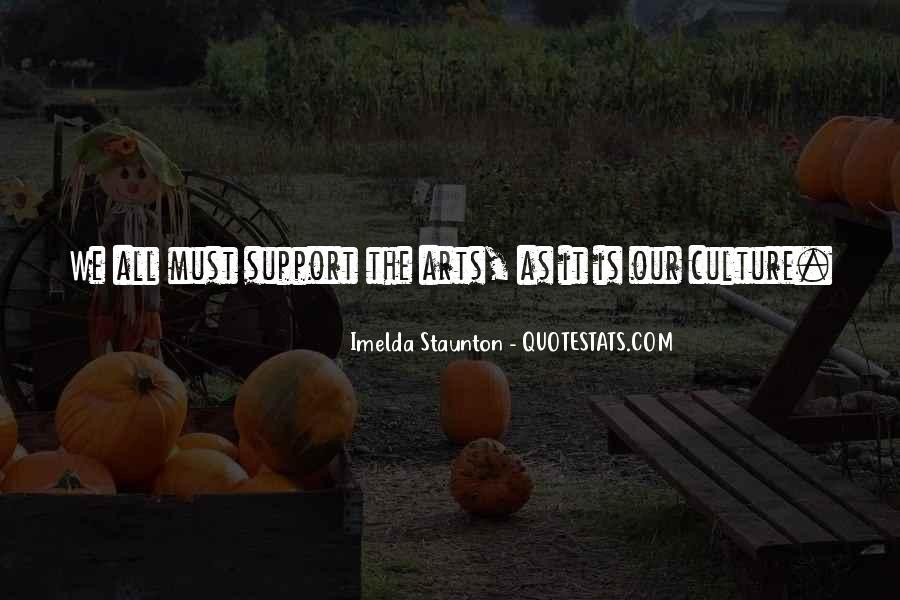 Imelda Staunton Quotes #363914
