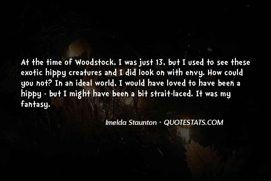 Imelda Staunton Quotes #550550