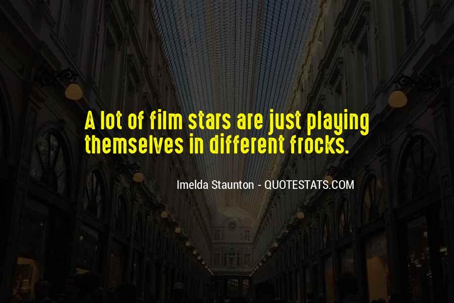 Imelda Staunton Quotes #833999