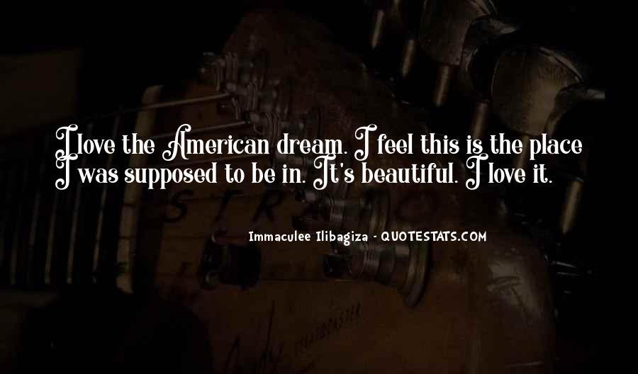 Immaculee Ilibagiza Quotes #1173458