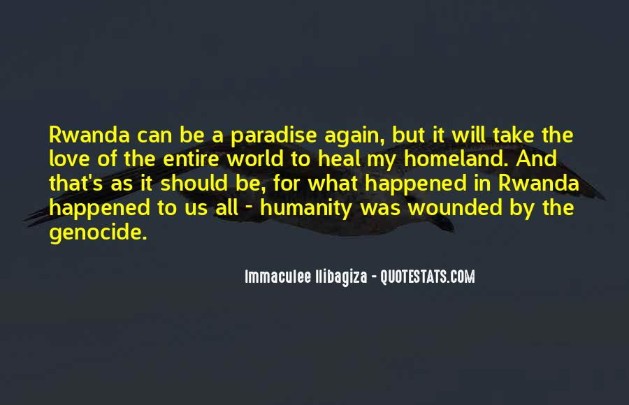 Immaculee Ilibagiza Quotes #1200515