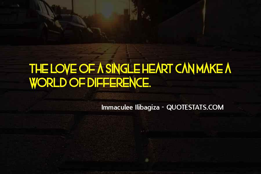 Immaculee Ilibagiza Quotes #1445501