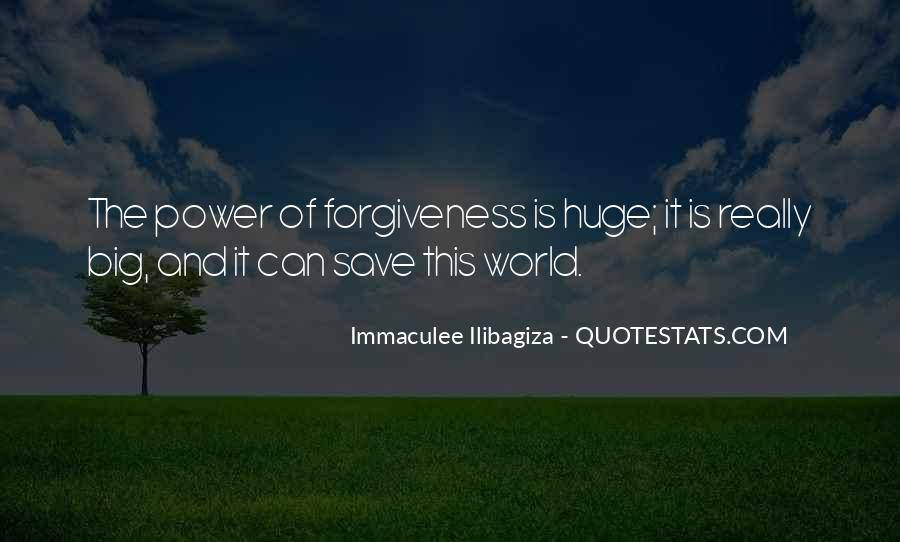 Immaculee Ilibagiza Quotes #283474