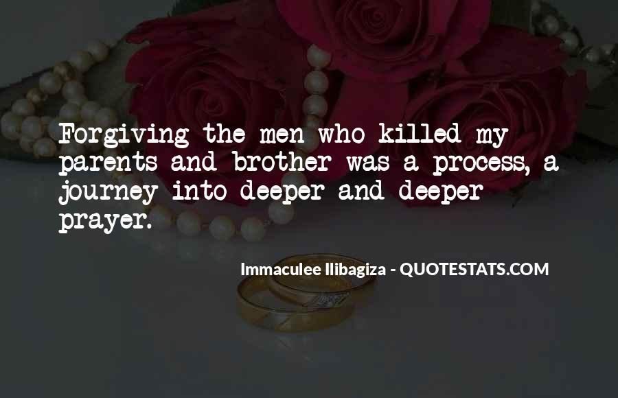 Immaculee Ilibagiza Quotes #905580
