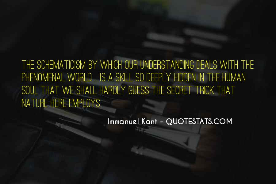 Immanuel Kant Quotes #101844