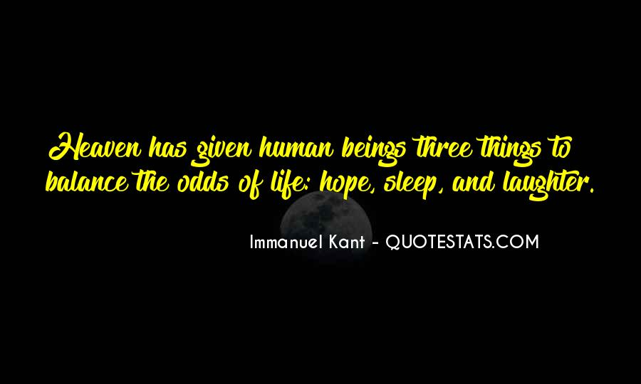 Immanuel Kant Quotes #1092298