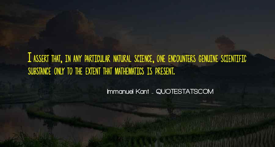 Immanuel Kant Quotes #1095010
