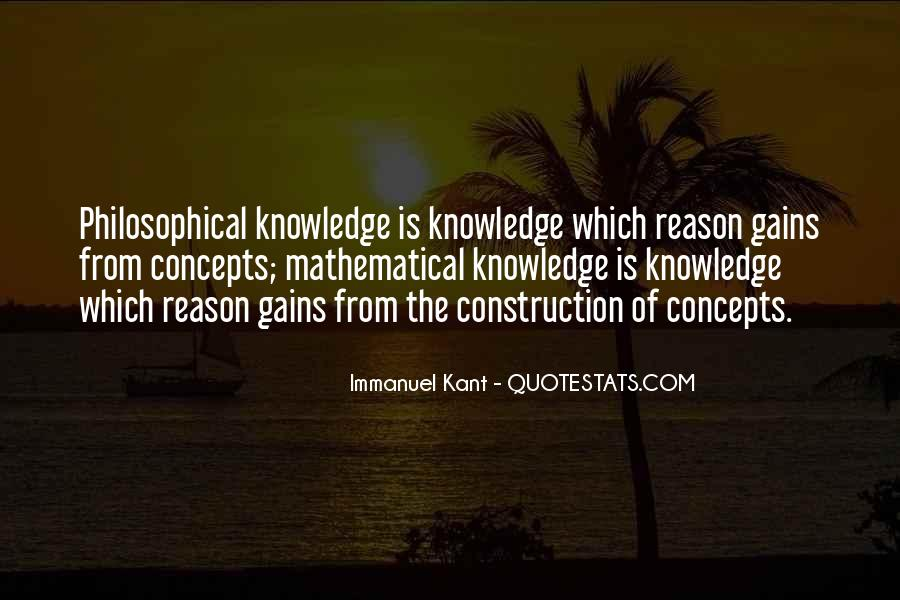 Immanuel Kant Quotes #125785